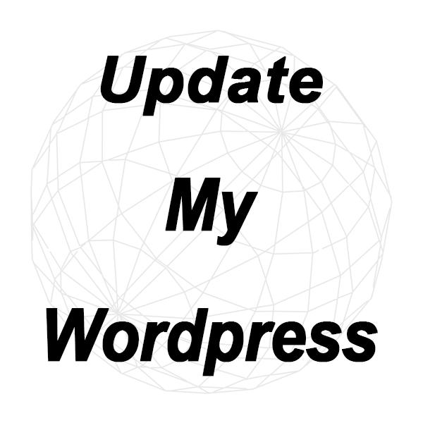 update my wordpress